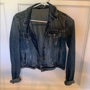 American eagle Jean jacket.